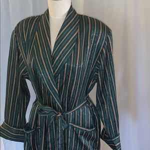 Vintage Victoria's Secret full length robe